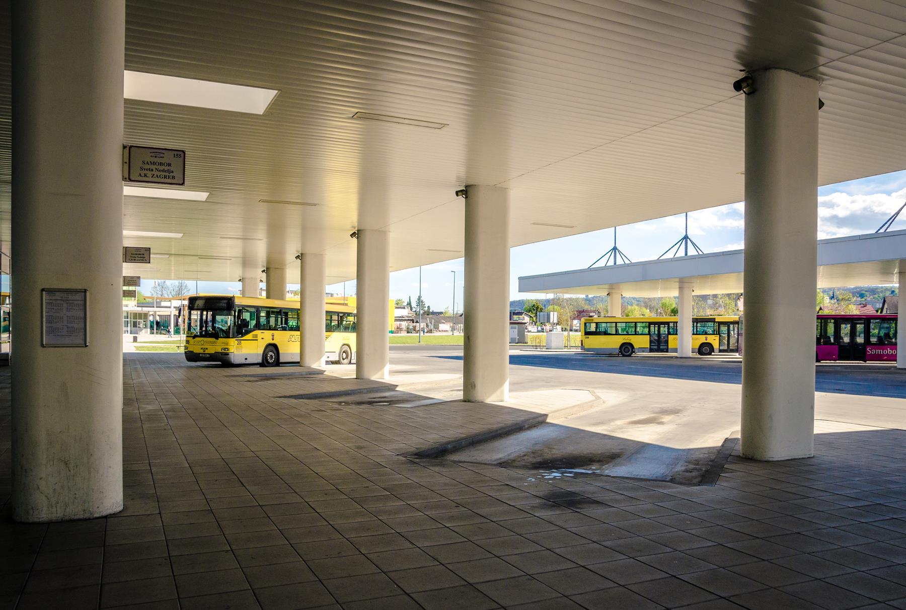 Autobusni Kolodvor Komunalac D O O Samobor